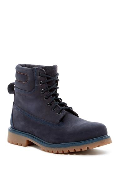 Incaltaminte Barbati Hawke Co Denali Nubuck Leather Lace-Up Boot NAVY