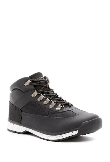 Incaltaminte Barbati Hawke Co Acadia Mid Lace-Up Sneaker BLACK