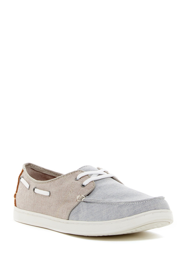 Incaltaminte Barbati TOMS Culver Boat Shoes NATURAL