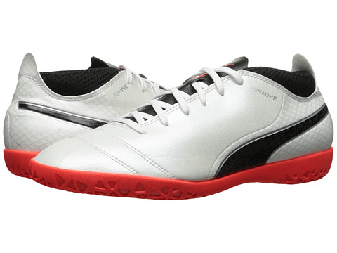 Incaltaminte Barbati PUMA Puma One 174 IT Puma WhitePuma BlackFiery Coral