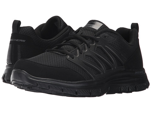 Incaltaminte Barbati SKECHERS Flex Advantage 10 Sheaks BlackBlack