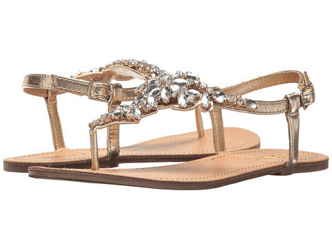 Incaltaminte Femei Nine West Shoelace Light Gold
