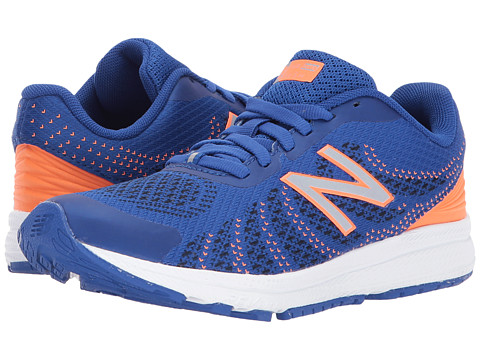 Incaltaminte Baieti New Balance KJRUSv3P (Little Kid) BlueOrange