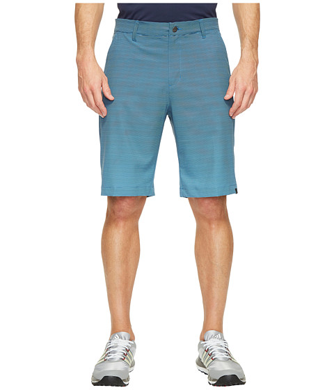 Imbracaminte Barbati adidas Golf Ultimate 365 Gradients Stripe Shorts Joy Blue