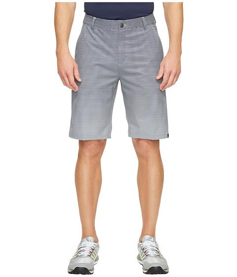 Imbracaminte Barbati adidas Golf Ultimate 365 Gradients Stripe Shorts Clear Grey