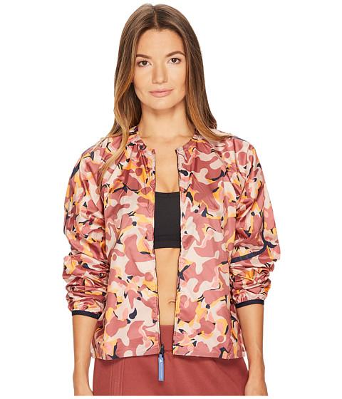 Imbracaminte Femei adidas Run Adizero Jacket BQ8261 Clay RedDesert Rose SMC