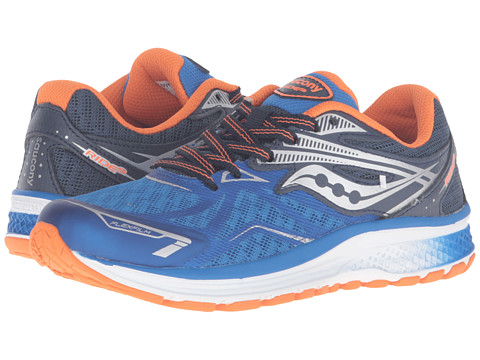 Incaltaminte Baieti Saucony Ride 9 (Little KidBig Kid) BlueOrange