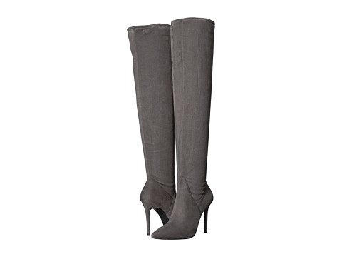 Incaltaminte Femei Jessica Simpson Loring Really Grey Stretch Microsuede