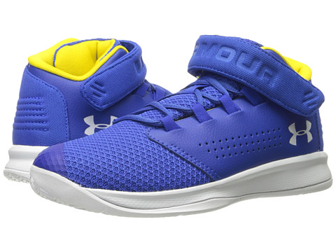 Incaltaminte Baieti Under Armour UA BPS Get B Zee Basketball (Little Kid) Team RoyalWhiteWhite