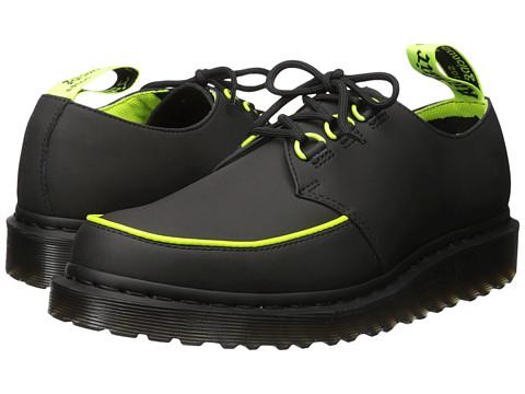 Incaltaminte Barbati Dr Martens Ramsey Alt Creeper Black Concept388C Neon Yellow PU Binding