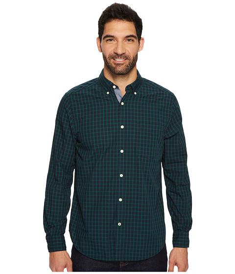 Imbracaminte Barbati Nautica Long Sleeve Plaid Shirt Maritime Navy
