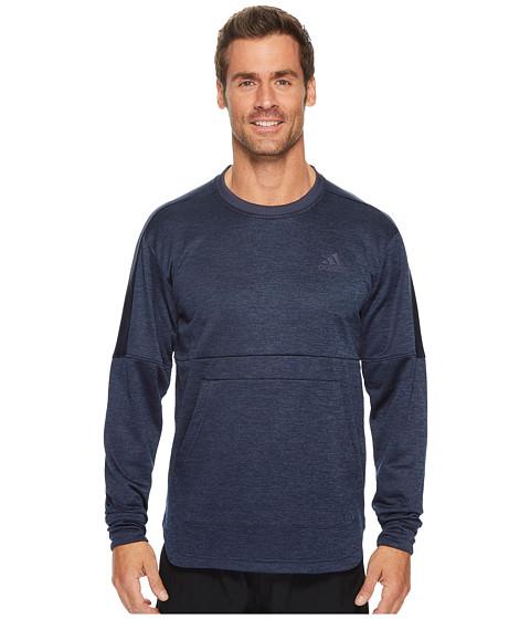 Imbracaminte Barbati adidas Team Issue Fleece Top Trace Blue MelangeTrace Blue MelangeTrace Blue