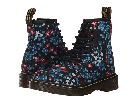 Incaltaminte Fete Dr Martens Delaney KF (Little KidBig Kid) Kelly Floral Print T Canvas