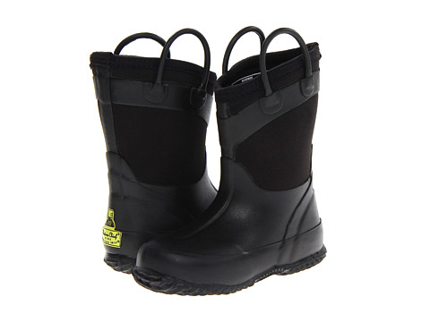 Incaltaminte Baieti Western Chief Kids Tire Tread Rainboot (ToddlerLittle KidBig Kid) Black