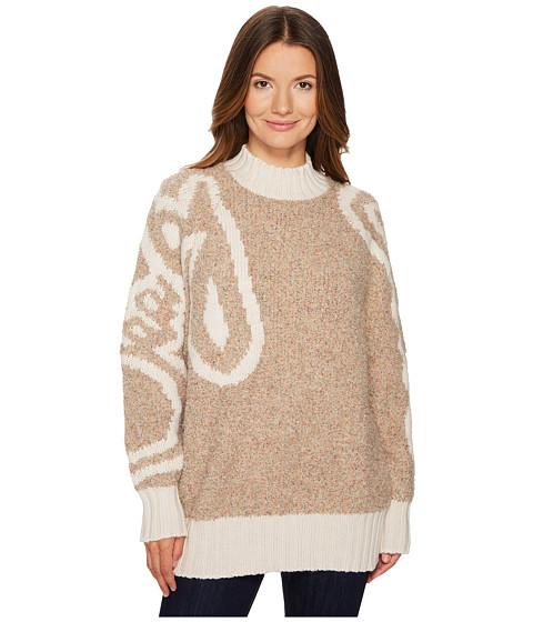 Imbracaminte Femei See by Chloe Logo Sweater Dark Ivory