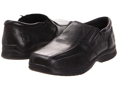 Incaltaminte Baieti Kenneth Cole Reaction Check N Check (Little KidBig Kid) Black Leather