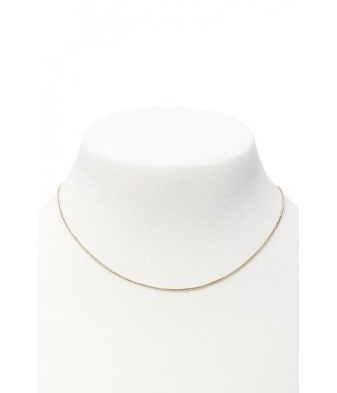 Bijuterii Femei Forever21 Snake Chain Necklace GOLD