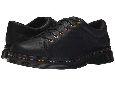 Incaltaminte Barbati Dr Martens Healy 6-Tie LTT Shoe Black GrizzlyHi Suede WP