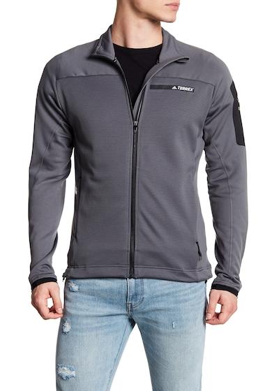 Imbracaminte Barbati adidas Terrex Stockhorn Jacket GREFIV