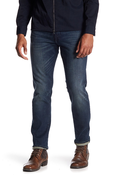 Imbracaminte Barbati Lucky Brand 410 Athletic Fit Jeans 410 BRINY DEEP