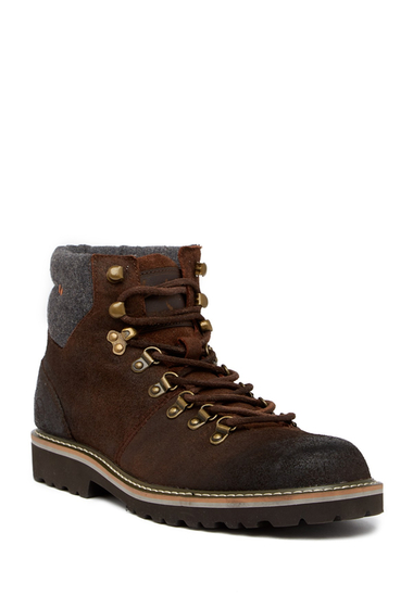 Incaltaminte Barbati Hawke Co Harrison Alpine Boot DARK BROWN
