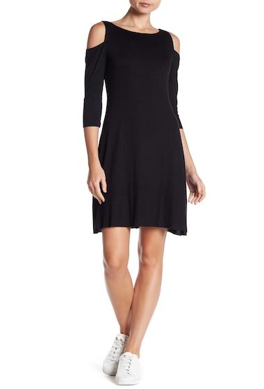 Imbracaminte Femei Bailey 44 Riptide Dress BLACK