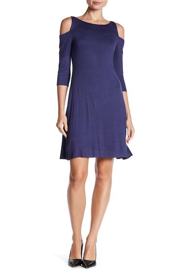 Imbracaminte Femei Bailey 44 Riptide Dress NAVY CHIC