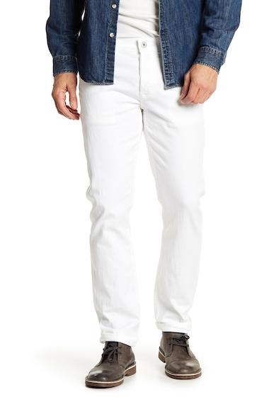 Imbracaminte Barbati HUDSON Jeans Blake Slim Fit Jeans White WHITE 2