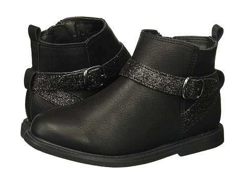 Incaltaminte Fete Carters Nancy 2 (ToddlerLittle Kid) Black Glitter