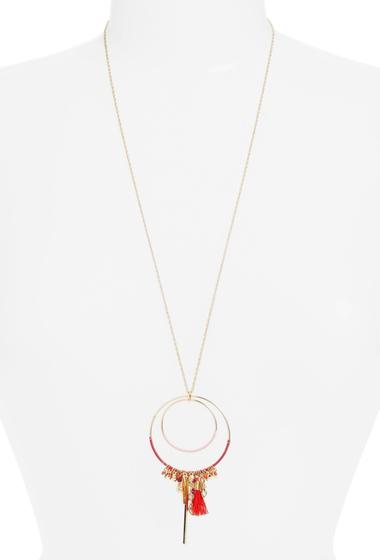 Bijuterii Femei Rebecca Minkoff Gemma Charm Pendant Necklace GOLD