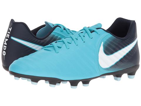 Incaltaminte Barbati Nike Tiempo Rio IV FG Gamma BlueWhiteObsidianGlacier Blue