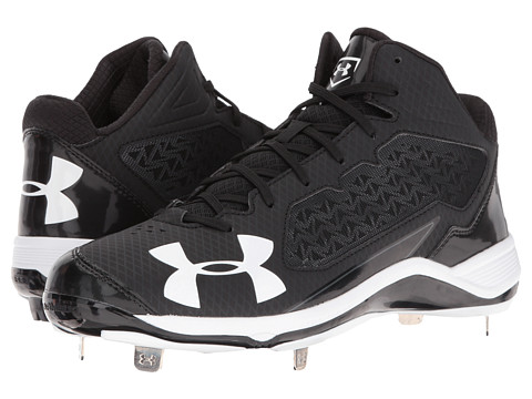Incaltaminte Barbati Under Armour UA Ignite Mid ST BlackBlack