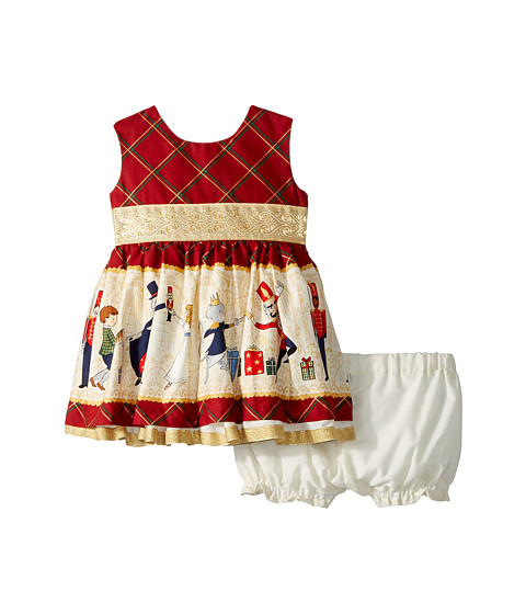 Incaltaminte Fete Reebok Nutcracker Party Dress (Infant) Burgundy