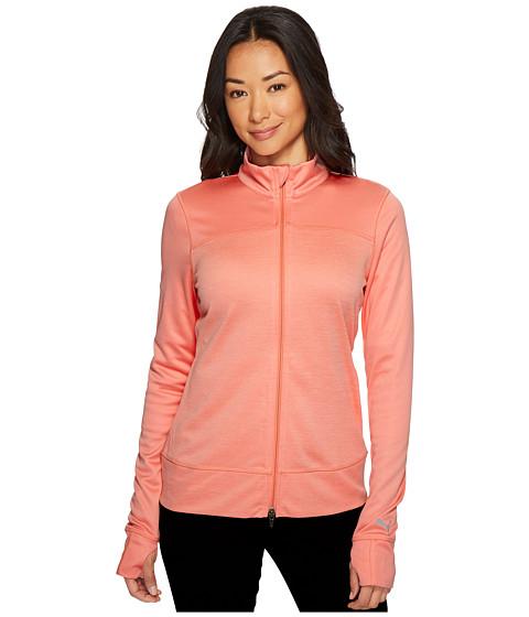 Imbracaminte Femei PUMA Colorblock Full Zip Jacket NRGY Peach