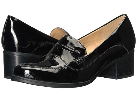 Incaltaminte Femei Naturalizer Dinah Black Patent Leather