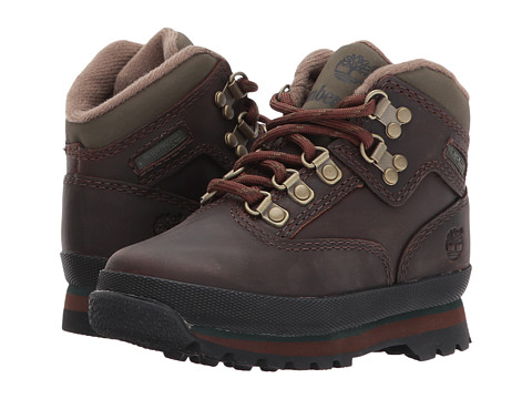 Incaltaminte Baieti Timberland Timberland Authentics Euro Hikers (Toddler) Brown Smooth