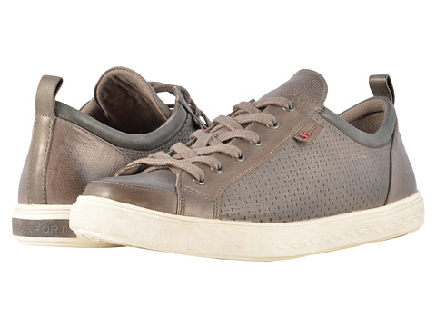 Incaltaminte Femei Rockport Cobb Hill Willa Lace to Toe Grey Leather