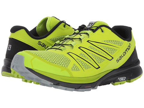 Incaltaminte Barbati Salomon Sense Marin Lime GreenBlackQuarry