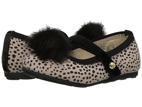 Incaltaminte Fete Stuart Weitzman Fannie Cheetah (Toddler) Cheetah Black