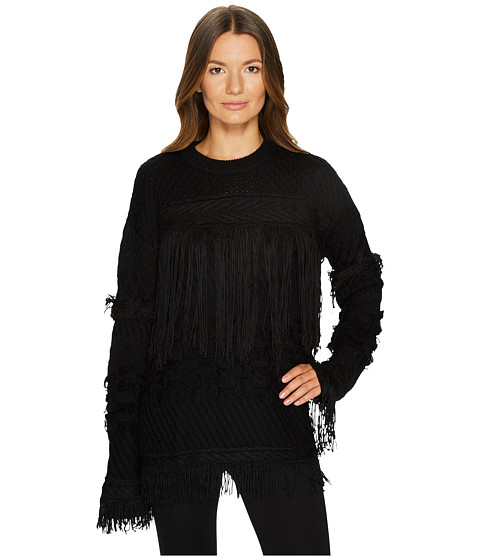 Imbracaminte Femei ZAC Zac Posen Cooper Sweater Black