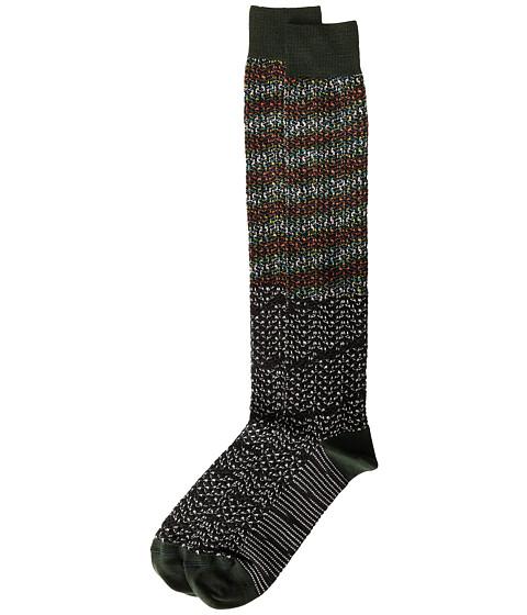 Imbracaminte Barbati Missoni Long Stripe Socks Green