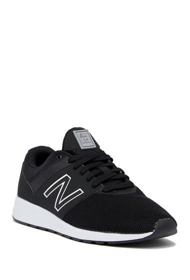 Incaltaminte Barbati New Balance MRL24 Athletic Sneaker - Extra Wide Width Available BLACK