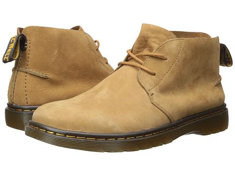 Incaltaminte Barbati Dr Martens Ember Desert Boot Tan Slippery Waterproof
