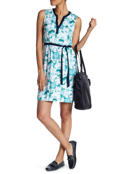 Imbracaminte Femei Tommy Bahama Naxos Blooms Sleeveless Dress JADITE