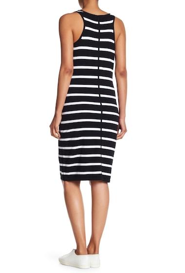 Imbracaminte Femei Tommy Bahama Pickford Stripe Sleeveless Dress BLACK