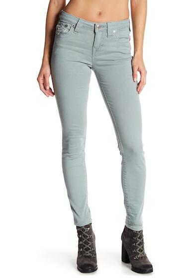 Imbracaminte Femei True Religion Mid-Rise Super Skinny Jeans GREY