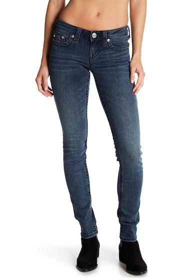 Imbracaminte Femei True Religion Low Rise Skinny Big T Jeans ENLD DUSTY