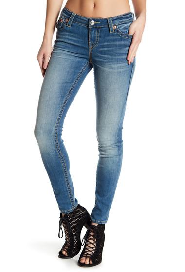 Imbracaminte Femei True Religion Mid Rise Super-Skinny Jeans DLAM NRTHR