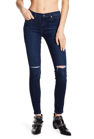 Imbracaminte Femei 7 For All Mankind Gwenevere Skinny Jeans DUSKYNRBR2
