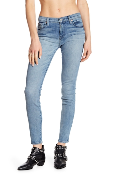Imbracaminte Femei 7 For All Mankind Gwenevere High Waist Skinny Jeans ADELELTSKY
